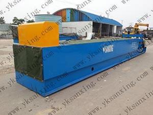 Máquina formadora CNC de construcciones de techo curvo de acero con uniones atornilladas